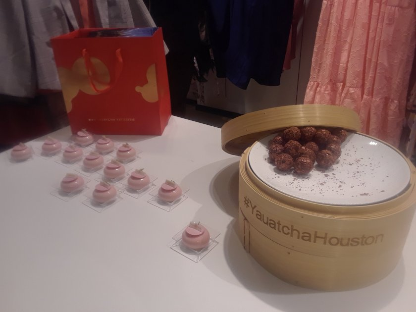 ELOQUII, Yauatcha Houston, Things To Do In Houston, Party, Fashion, Sweet Treats, Desserts,